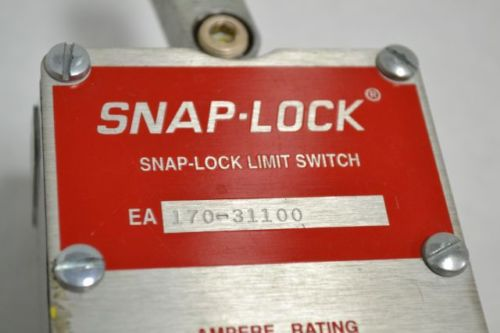 NAMCO EA170-31100 CONTROLS LIMIT SWITCH 1IN NPT SNAP-LOCK 600V-AC 20A B215774, US $15.75 � Picture 2