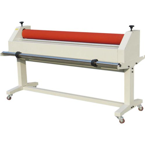 "80"" standard manual large format cold laminating machine -by sea only"