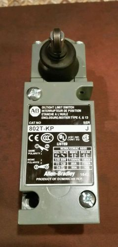 Allen Bradley 802T-KP Series J Limit Switch � Picture 1