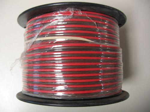 500ft roll 14/2 ga parallel bonded wire gpt red/brown