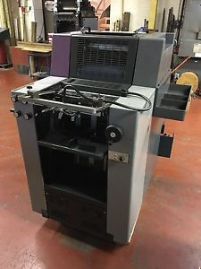 HEIDELBERG QM 46 SINGLE COLOUR OFFSET PRINTING MACHINE � Picture 2