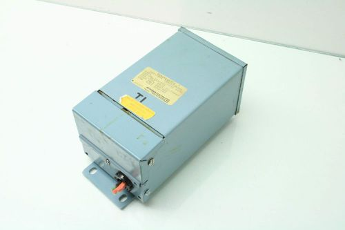 Jefferson electric dry type transformer catalog number: 211-051 single phase