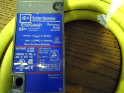 Cutler Hammer factory sealed limit switch � Picture 2