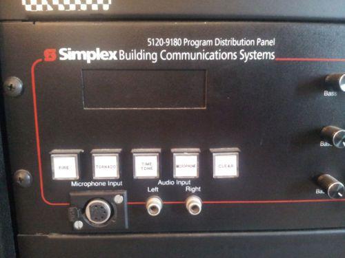 simplex 5100 series installation manual