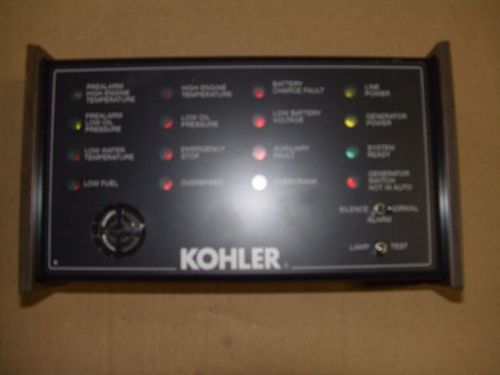 Kohler part #293991-s remte annunciator panel 16 (pa-293991)
