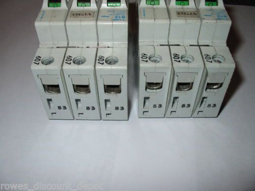 LOT OF 2 GENERAL ELECTRIC GE CIRCUIT BREAKER   V-LINE B13, US $29.99 � Picture 3