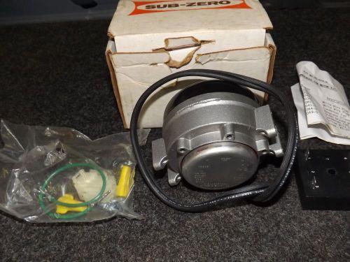 Morrill Motors Condenser Fan Spgc203hcem1