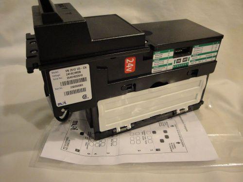 MEI Mars Bill Validator VN 2612 U5-CN 24 VAC (new