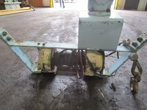 Tulsa Winch Model 64 - 45,000LBS -Great Condition, Complete & Ready