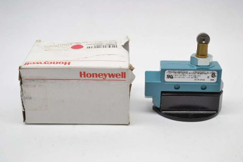 New honeywell bzv6-2rq8 roller limit micro 250v-ac 15a amp switch b428286