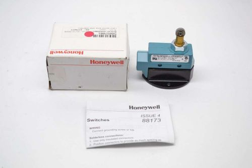 New honeywell bzv6-2rq8 roller limit micro 250v-ac 15a amp switch b428284