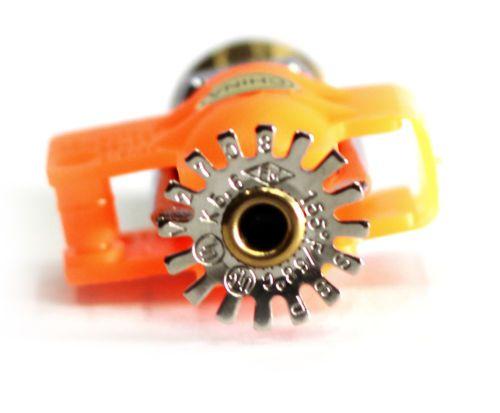 Victaulic V2708 Quick Response Chrome Pendent Fire Sprinkler Heads 1