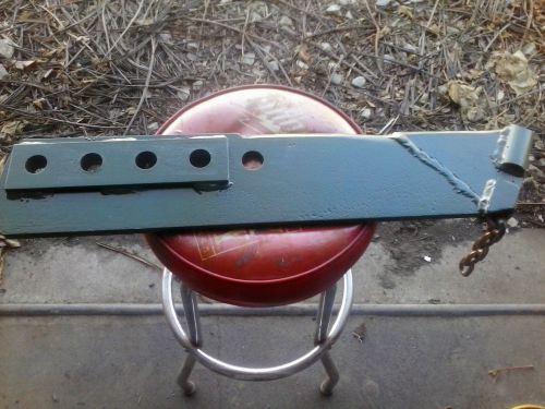 VIBRATORY PLOW BLADE, FITS VERMEER, BURKEEN AND OTHERS