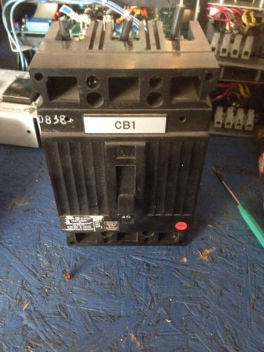 General Electric 3 Phase Circuit Breaker 40amp – Picture 2
