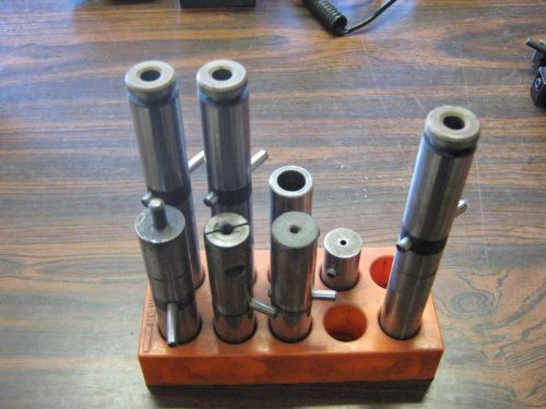 System 3r Edm Tooling Mini Set 3r 31 2 Chuck Mini Block