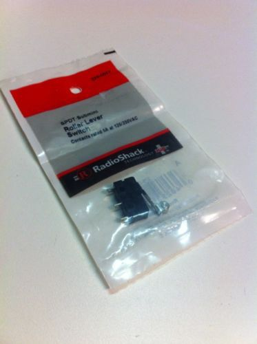 SPDT �Submini RollerSwitch #275-0017 By Radioshack, US $2.77 � Picture 2