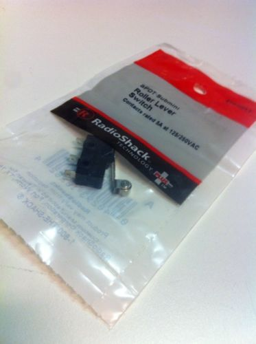 SPDT �Submini RollerSwitch #275-0017 By Radioshack, US $2.77 � Picture 5