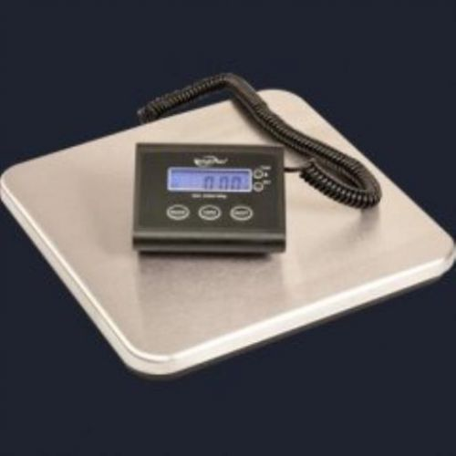 Weigh max digital shipping scale 150 weight postal rates scales stainless steel