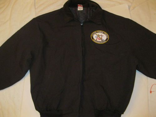 Awesome vintage mens union line union made usa united power jacket size 2xl