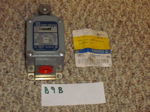 Square d limit switch tyb3b9 type 9007 three point double throw ~ new ~