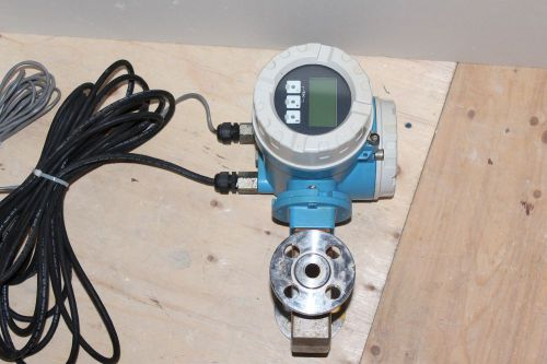 Pressure & Temperature Transmitters (Measurement instruments) for
