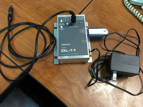 Skutch dl-11 telephone system on-hold mp3 audio player