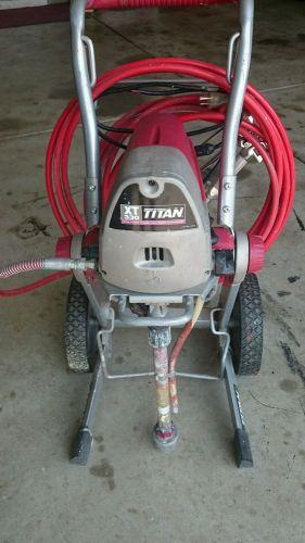 OEM Titan Speeflo 424-255 or 424255 Spring Retainer