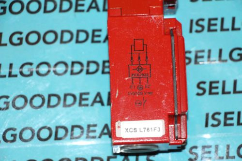 Telemecanique XCSL761F3 Safety Interlock Limit Switch New, US $170.50 � Picture 3