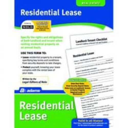 Typical Provisions in Leases and Rental Agreements  Nolo