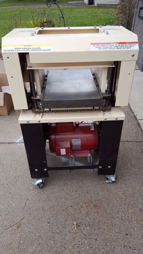 712 woodmaster molder planer new - local pickup only
