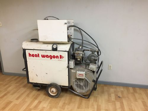Heat wagon vg400 natural gas or propane heater 400,000 btu indirect heater