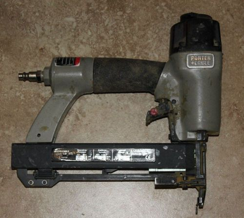 "Porter-cable narrow crown stapler 1/4"" gauge 1/2""-1"" long model ns100a"