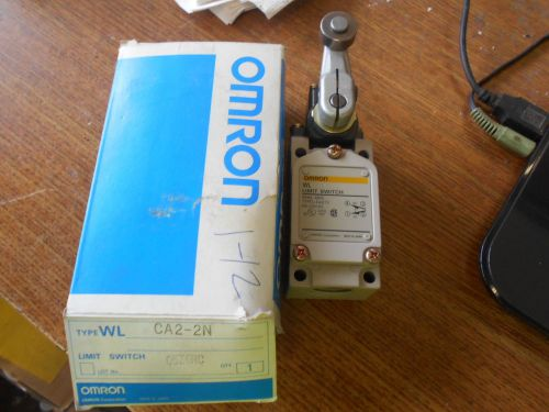 New omron limit switch ca2-2n