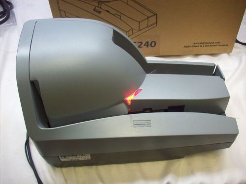 Digital Check Scanner driver
