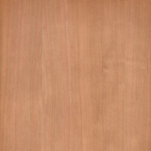 Cherry wood veneer plain sliced paper backer backing 4' x 8' sheet