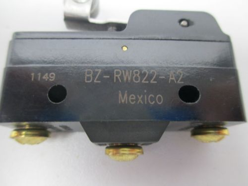 LOT 3 NEW HONEYWELL BZ-RW822-A2 MICRO SWITCH LIMIT SWITCH D262350, US $11.57 � Picture 5