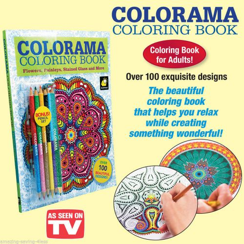 Colorama for adults