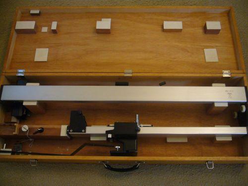 Leitz TRA2 w/ Sokkia MS-27 Mirror Stereoscope and Sokkia BN3