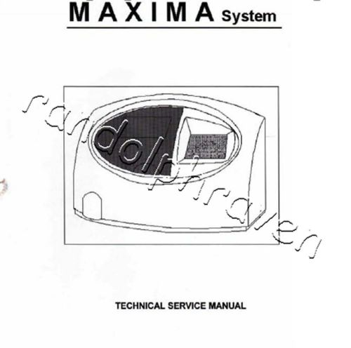 AIT Indo Maxima Users & Technical Manual & Parts List in pdf FREE