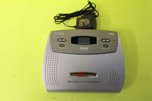 Aim  mp3 digital on-hold audio system 64mb  with power supply