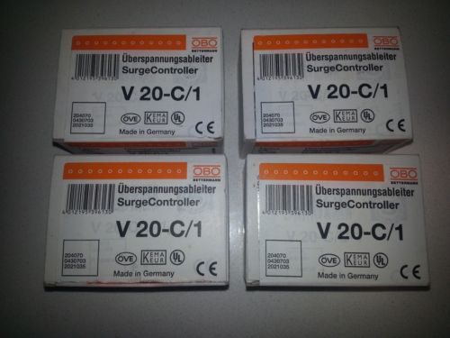 OBO Bettermann Uberspannungsableiter Surge Controller V20-C 1, US $25.00 � Picture 2
