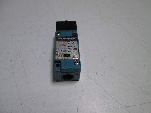 Microswitch limit switch lsb5a *used*