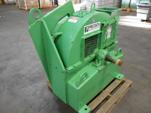Precision Husky Chipper, Size 38 09, S/N C-2874