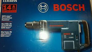 New bosch demolition hammer 11316evs