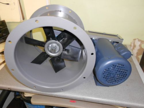 Paint Booth Axial Exhaust Fans : Quot dia tube axial exhaust fan for paint spray booth