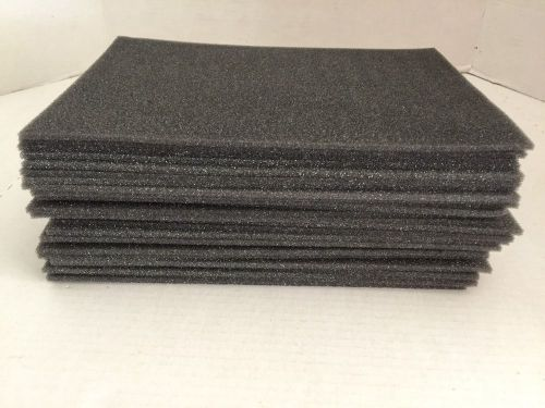 Recycled / used foam packing/shipping  gray sheets (item #bw06) used