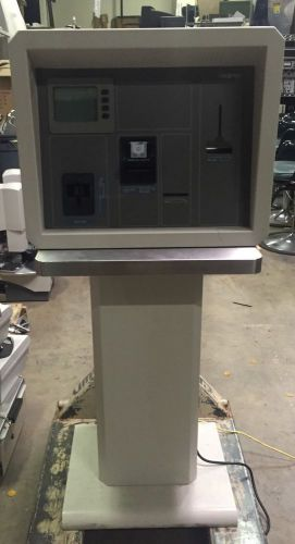 Cbord cs value terminal free standing. model csvt