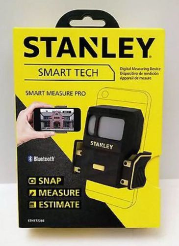 Stanley smart tech smart measure pro stht77366 bluetooth new in sealed box