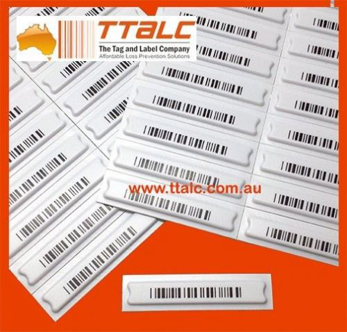 Am anti shop theft labels compatible with sensormatic box of 5000 labels