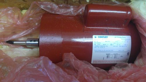 Century jet pump duty motor, part 8-151998-21, 1.5 hp, 3450 rpm